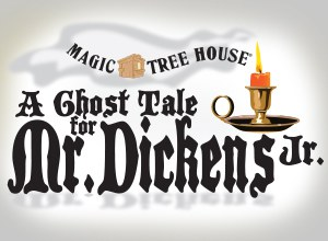 Magic Tree House A Ghost Tale Mr. Dickens Jr.