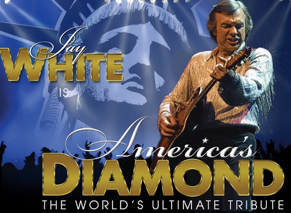 Neil Diamond Tribute – Jay White
