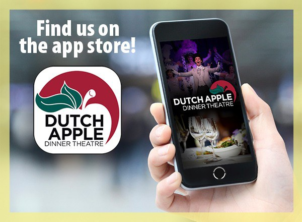Find us on the app store!