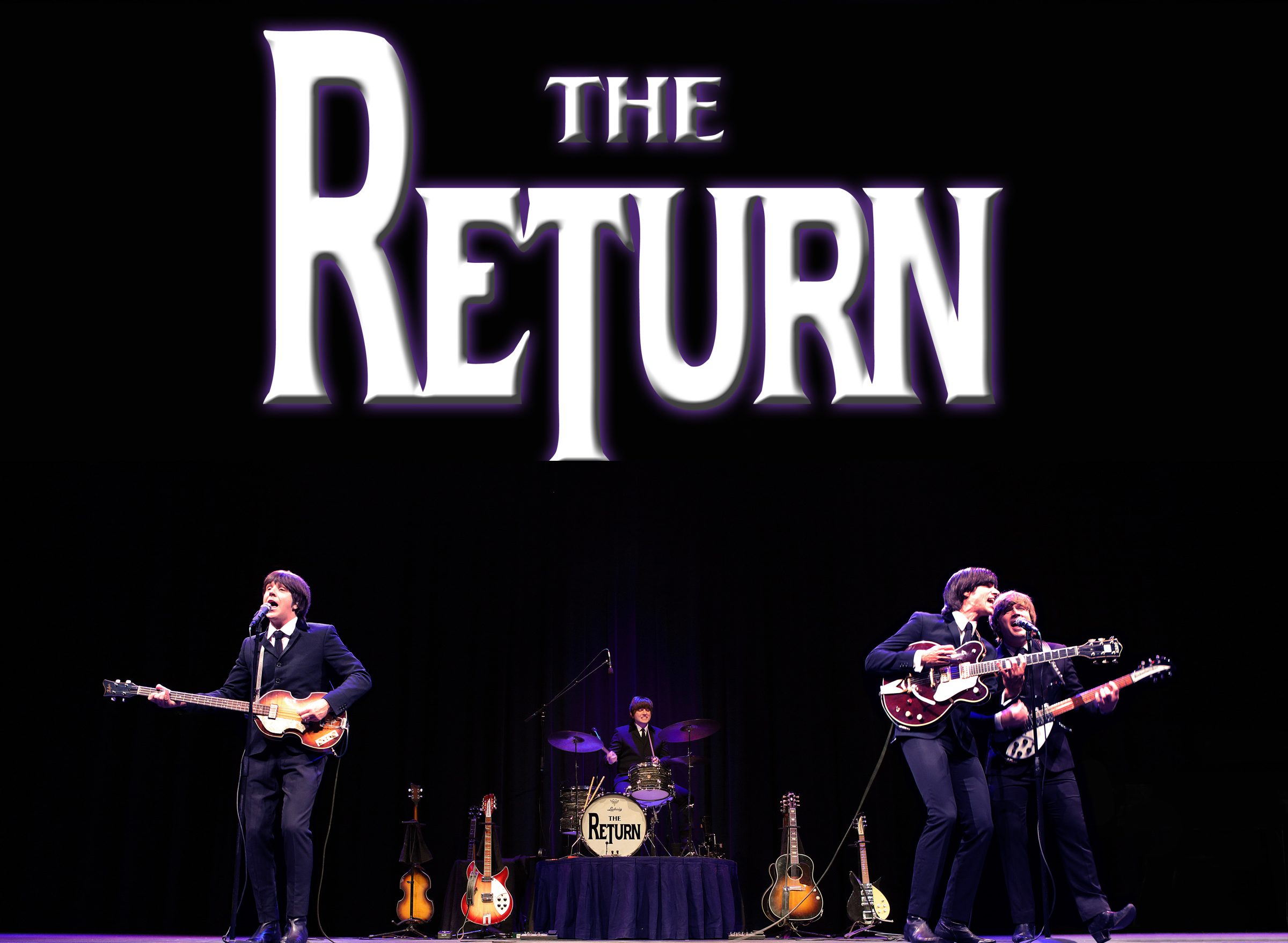 The Return – The Beatles Tribute