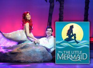 The Little Mermaid Show Block
