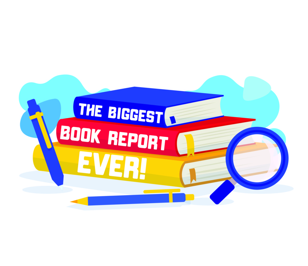 The Biggest Book Report Ever